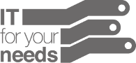 IT for your needs Logo